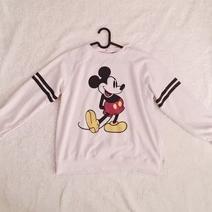 Mickey Mouse Sweatshirt - Forever 21